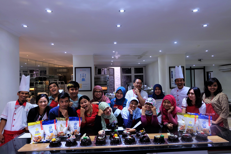 Jajan Beken Belajar Membuat Sacher Torte