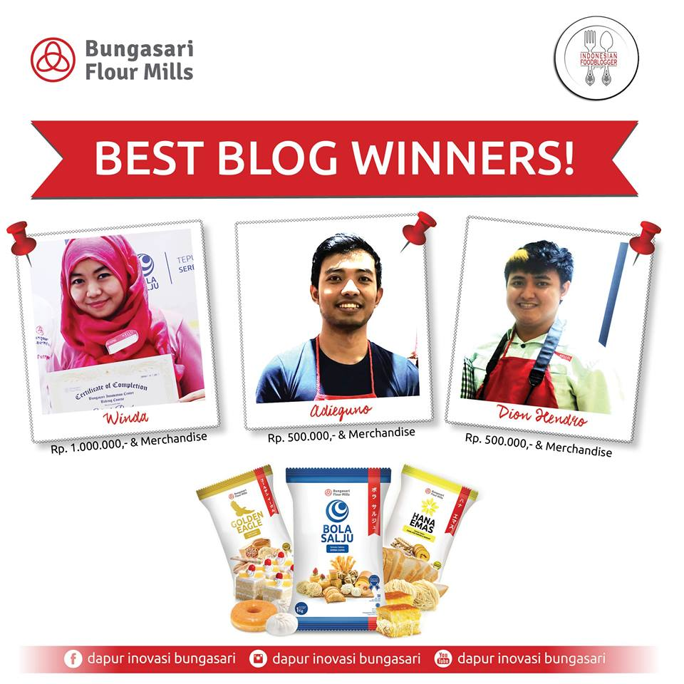 jajanbeken top Indonesia food blogger 2019
