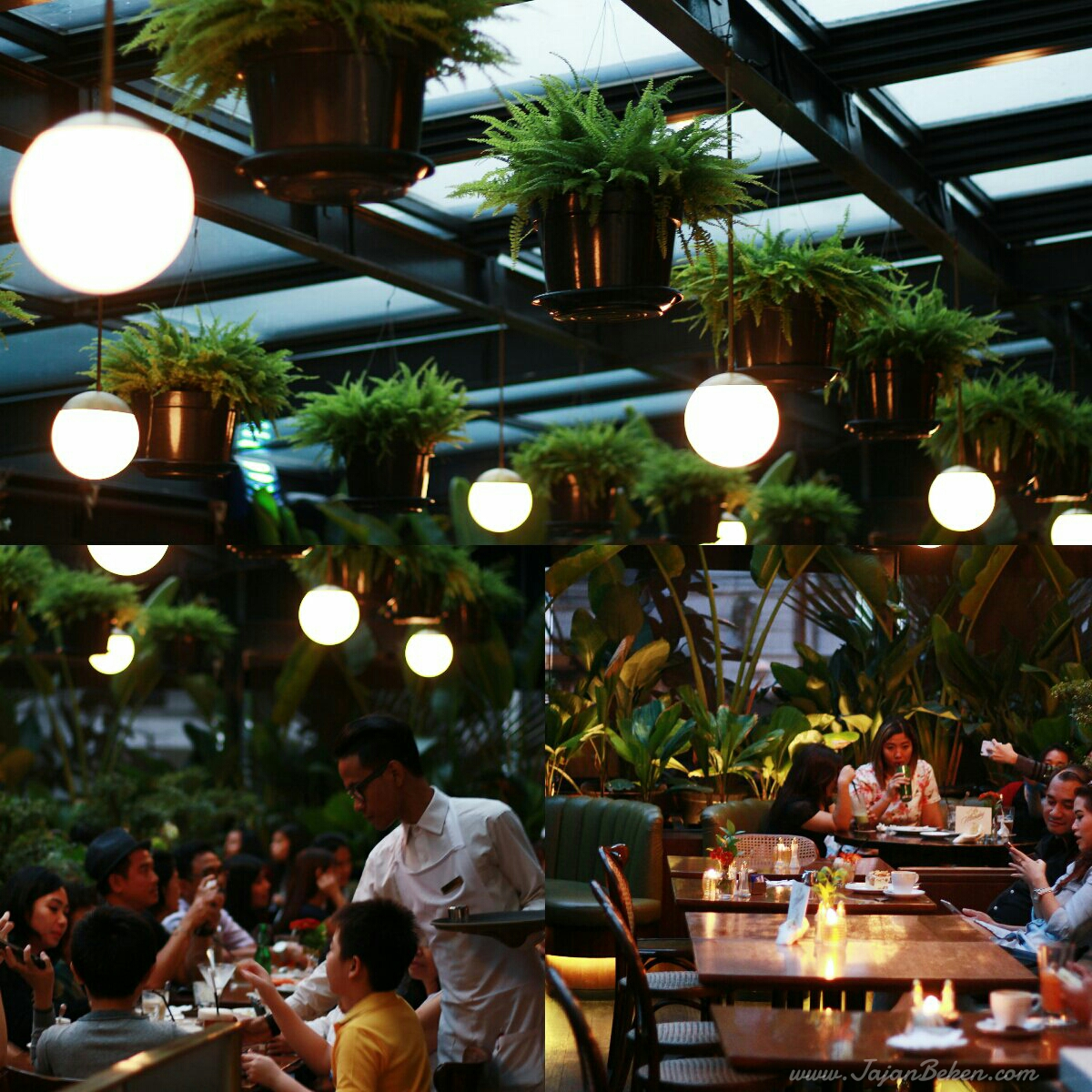 Jajan beken - olivier cafe grand indonesia