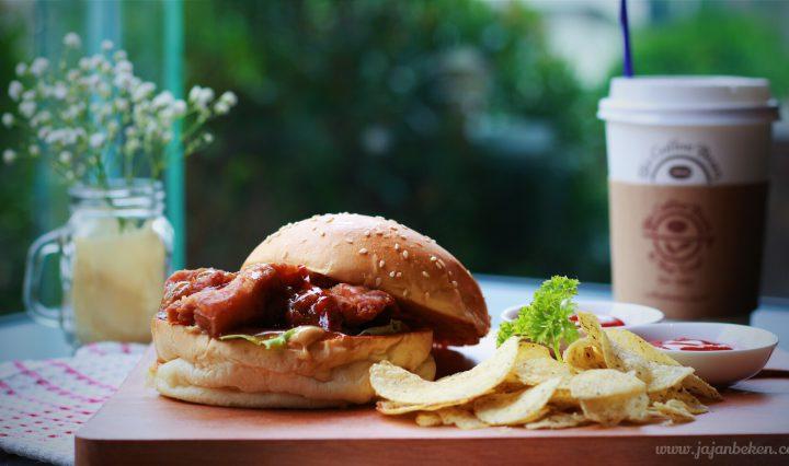 Jajan beken - new menu the coffee bean and tea leaf