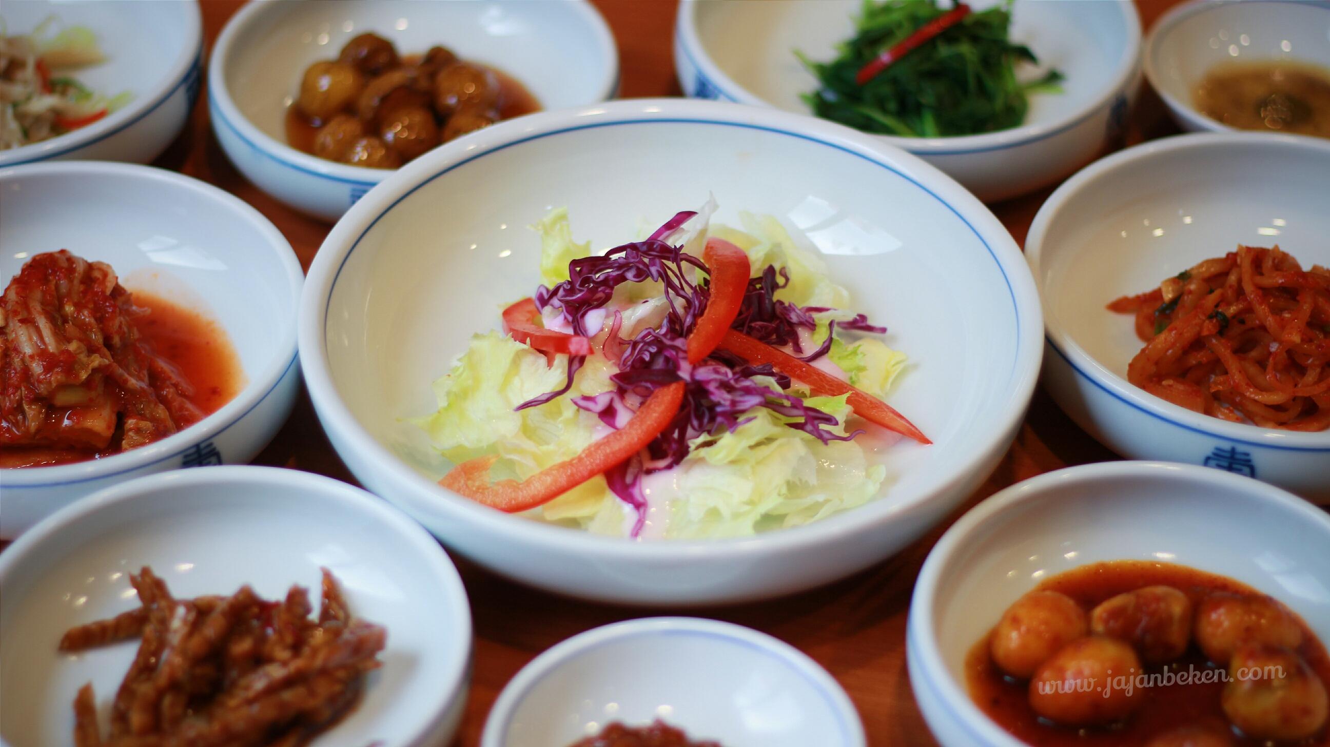 jajanbeken hanyang garden korean restaurant jakarta