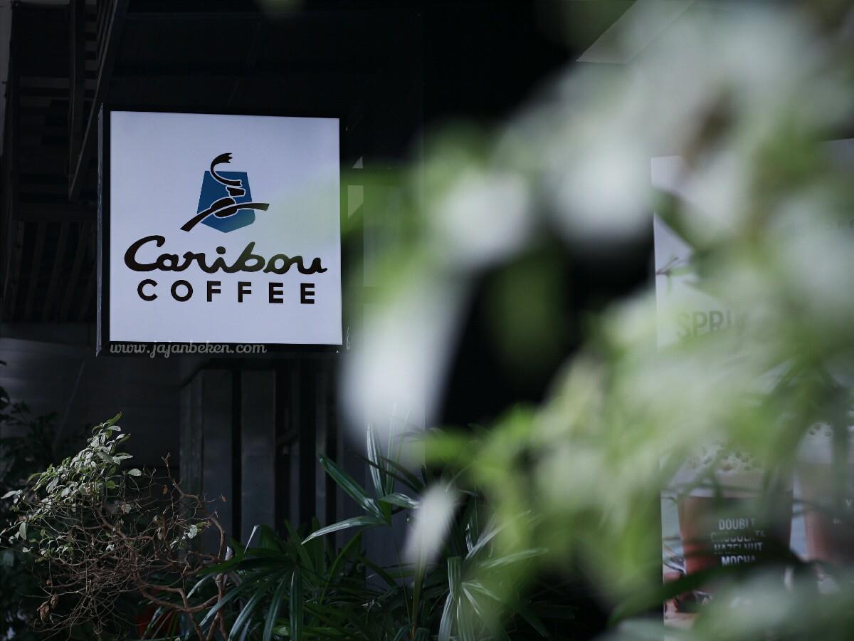 jajanbeken caribou coffee sarinah 10