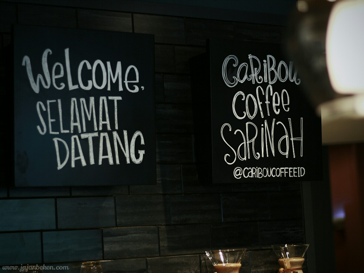 jajanbeken caribou coffee sarinah 13