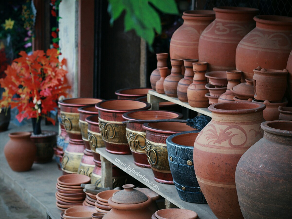 jajanbeken plered pusat keramik jawa barat purwakarta 5
