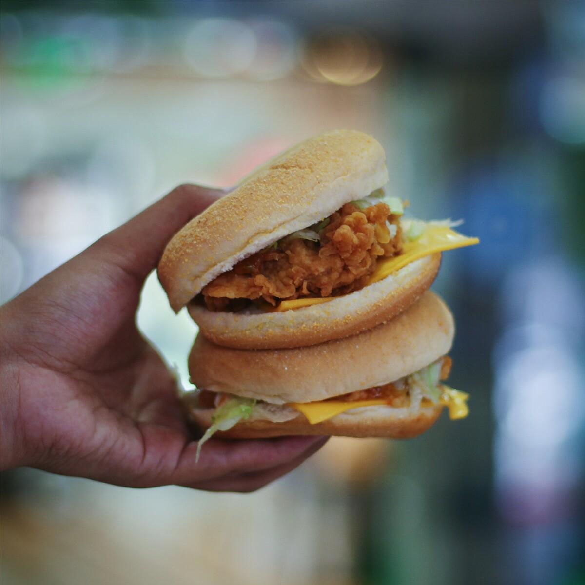 jajanbeken KFC Indonesia Zuper Krunch JKT 48 2