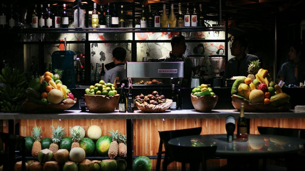 jajanbeken waha kitchen kosenda hotel 28