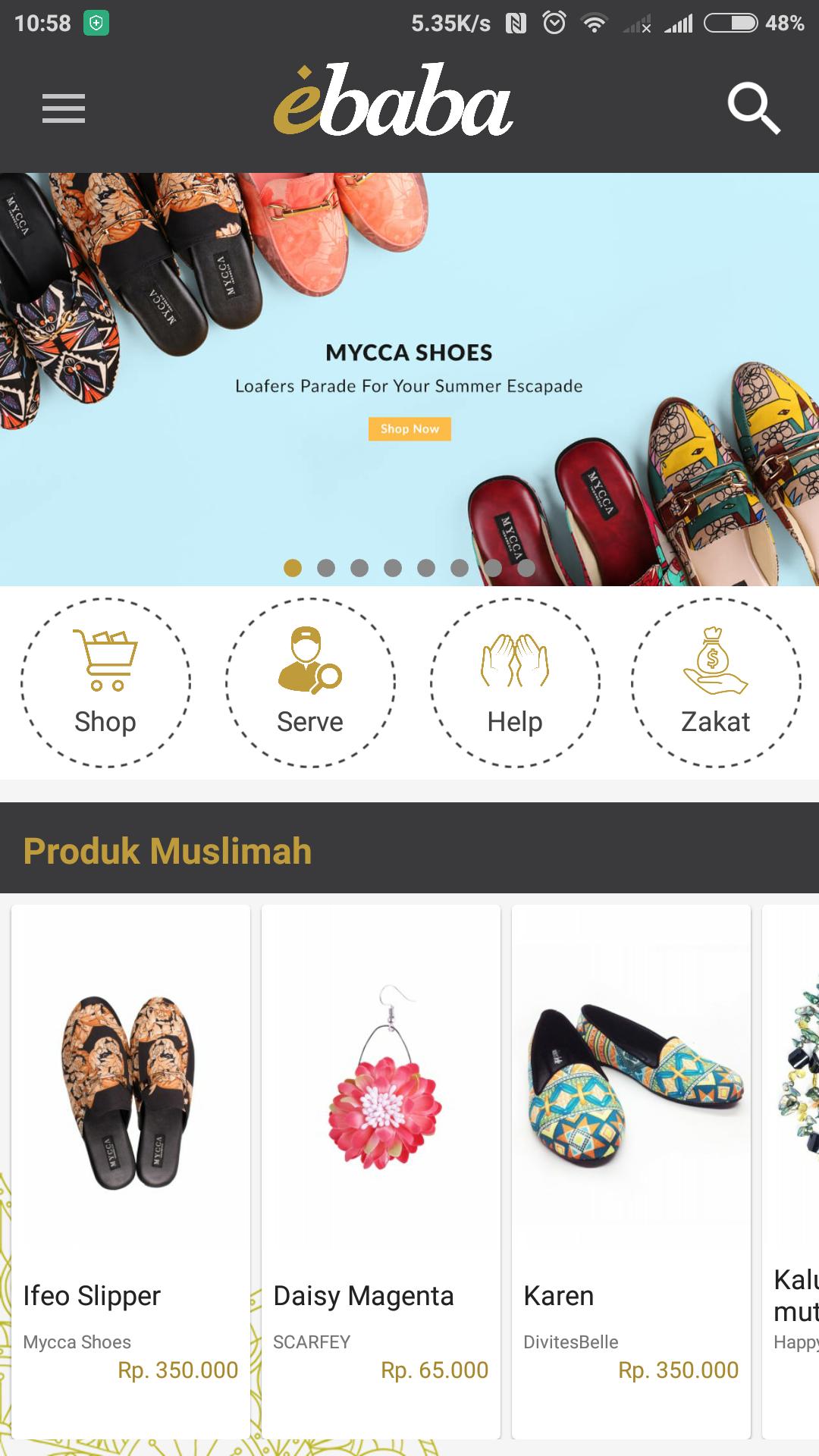 jajanbeken ebaba android aplikasi ebaba pencari restoran halal