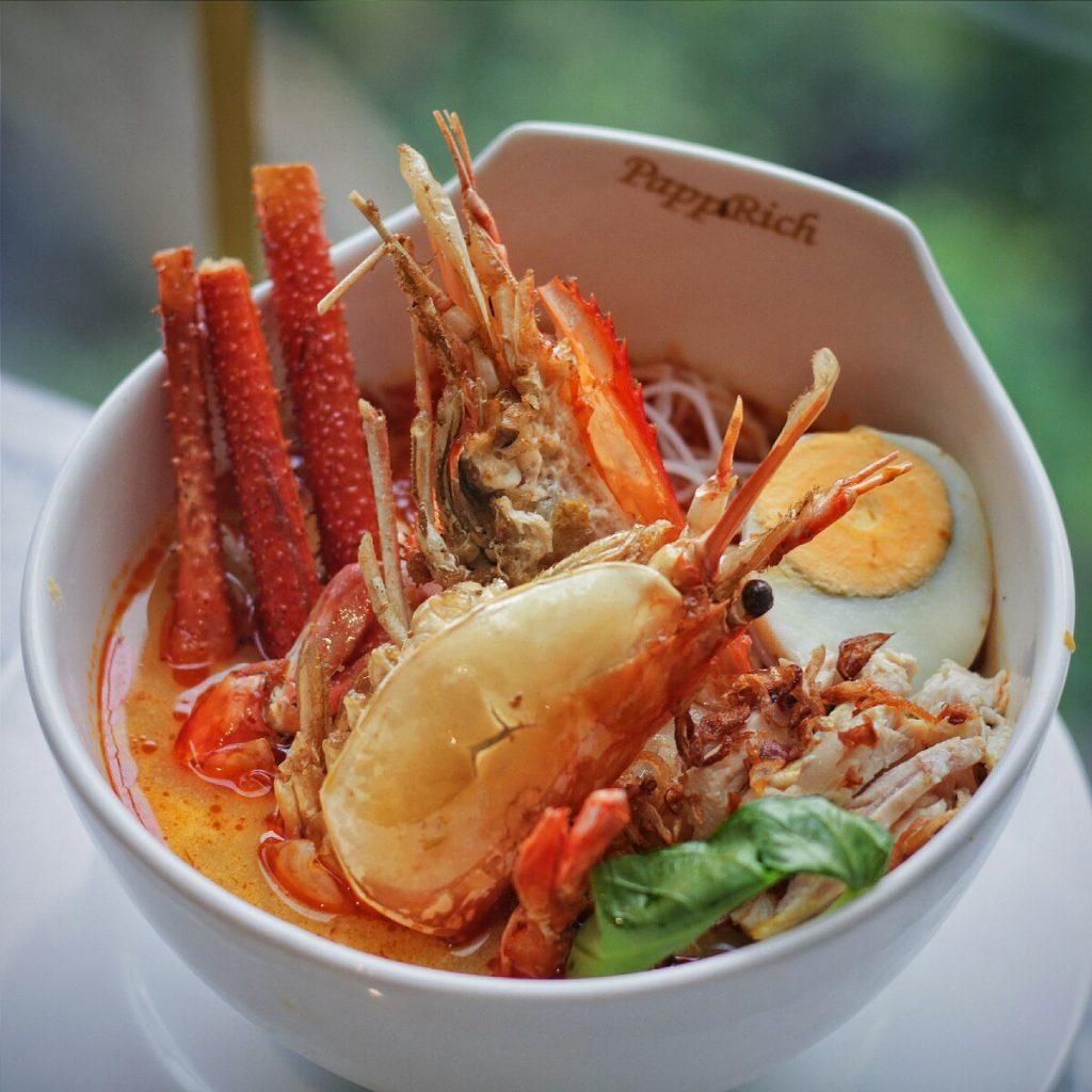 jajanbeken pappa rich sency malaysian food