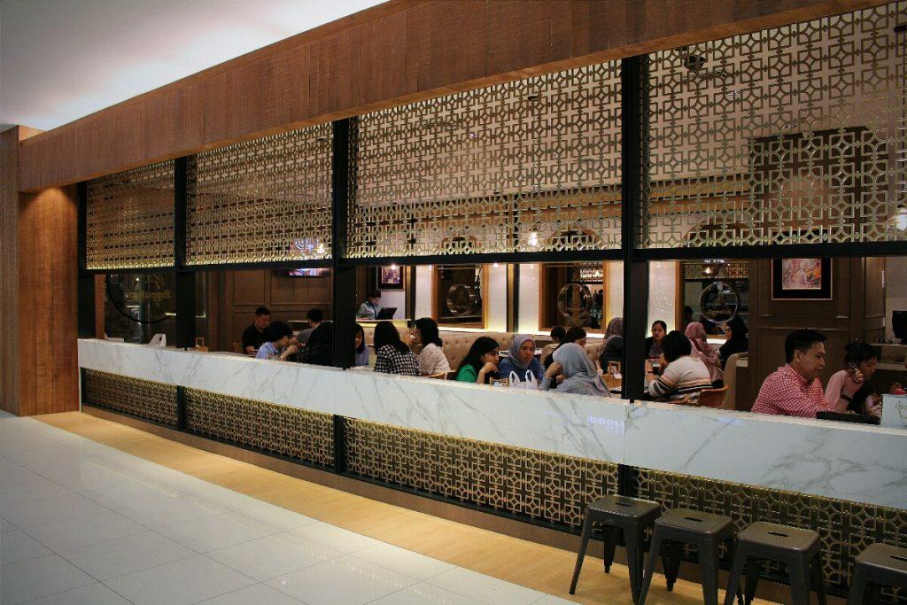 jajanbeken papparich restaurant jakarta senayan city