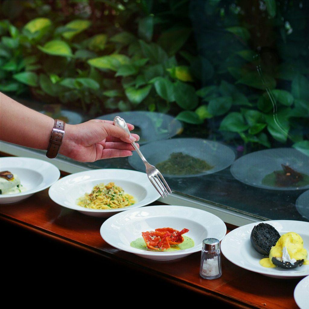 jajanbeken rosso restaurant ala carte menuhotel shangri la jakarta