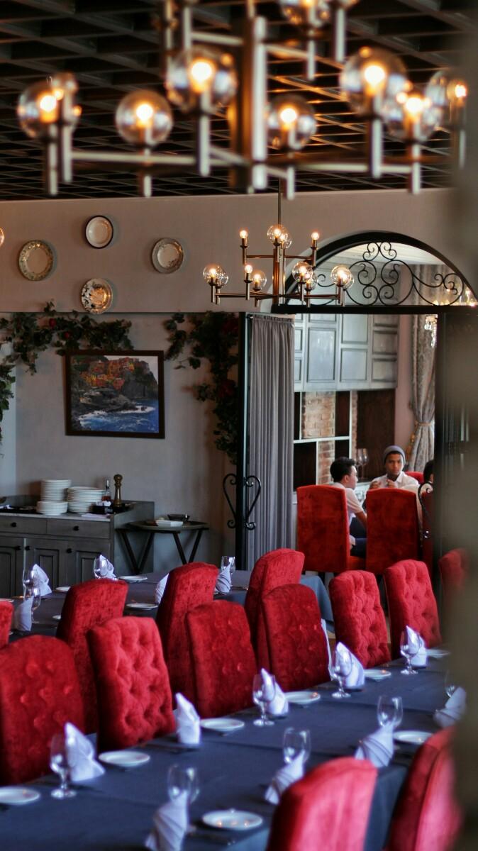 jajanbeken valentino restaurant jakarta menu