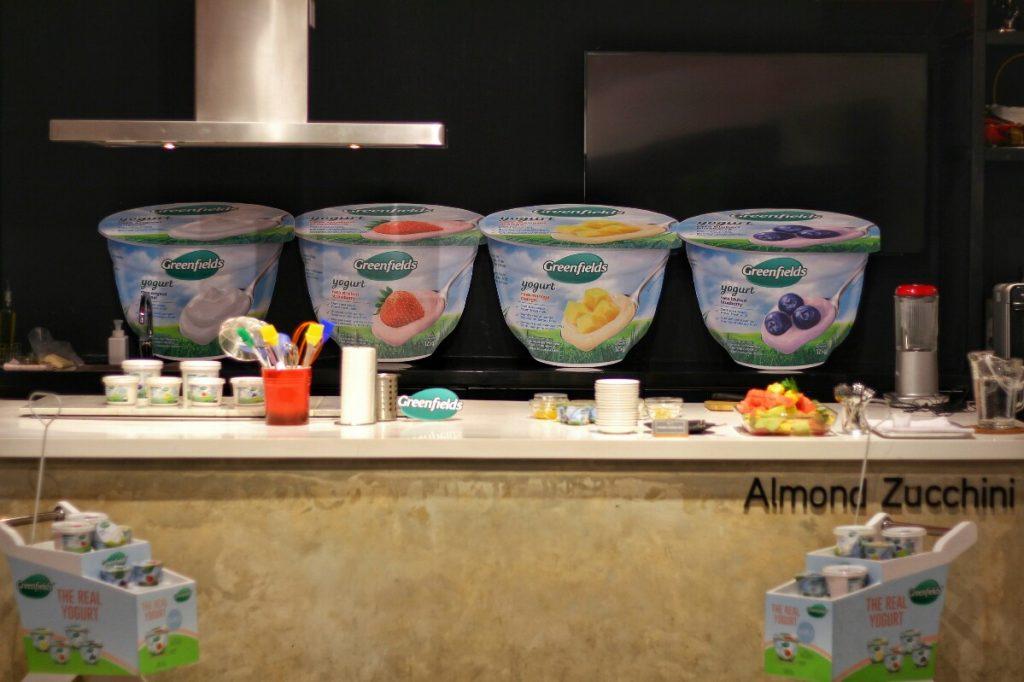 greenfields yoghurt