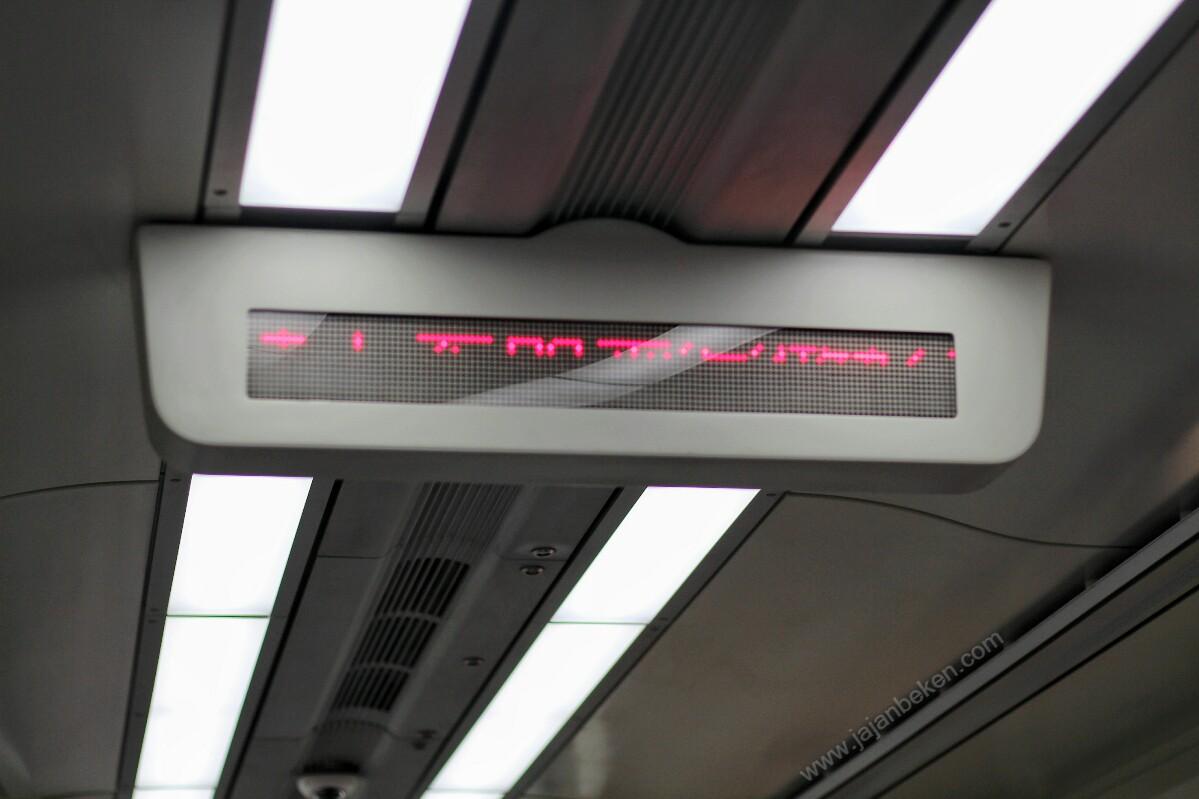 Jajanbeken rute kereta bandara soetta