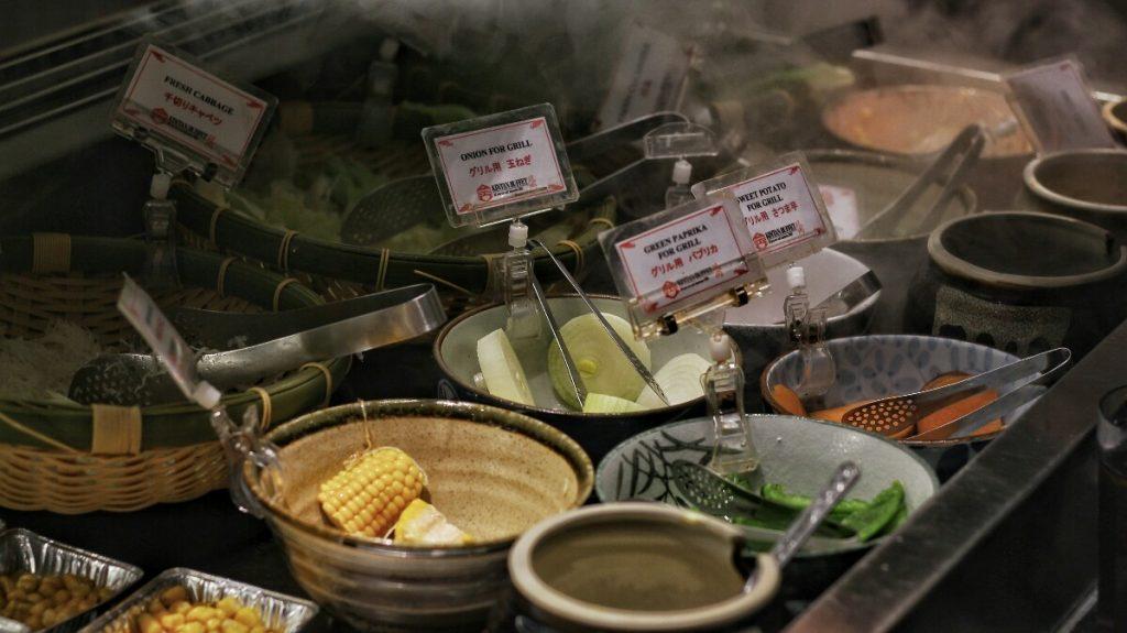 jajanbeken kintan buffet restaurant