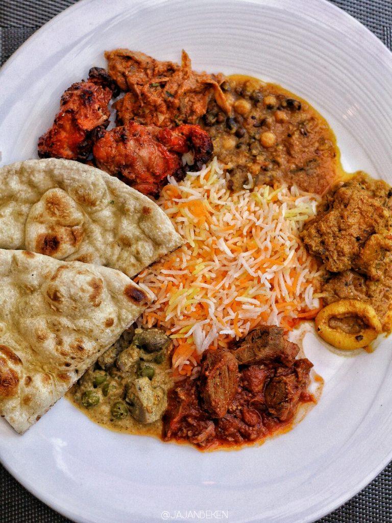 jajanbeken restaurant satoo shangri-la jakarta