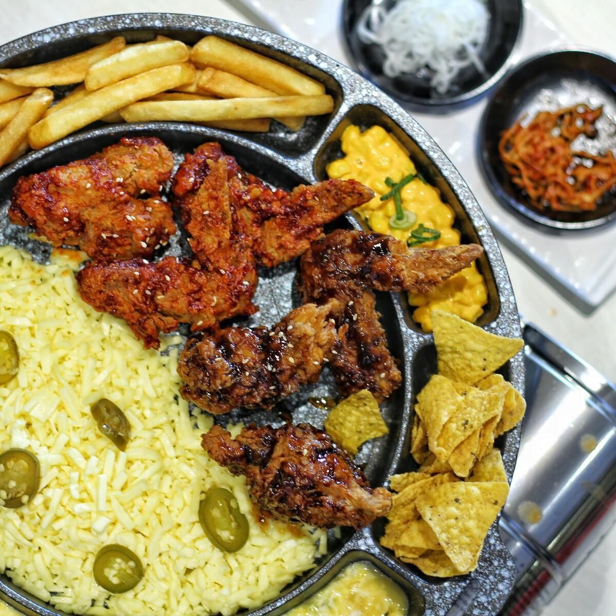 must try korean food