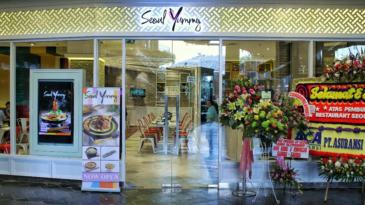 seoul yummy korean food
