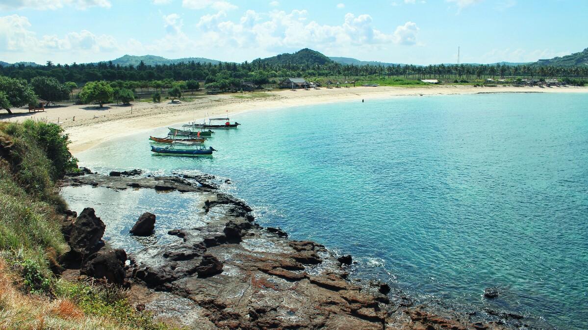jajanbeken sunsethouse lombok tanjung aan beach