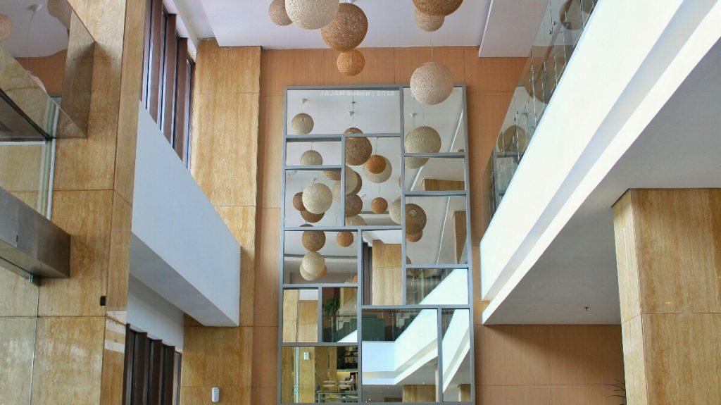 jajanbeken swiss belinn hotel review