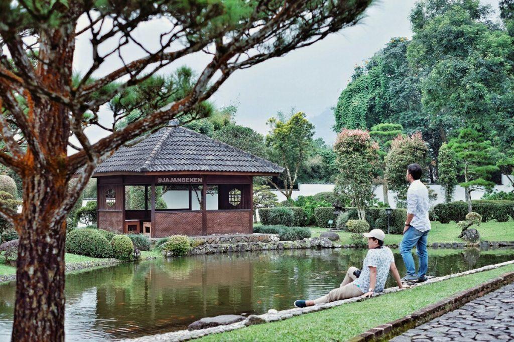 jajanbeken what to do in taman bunga cipanas