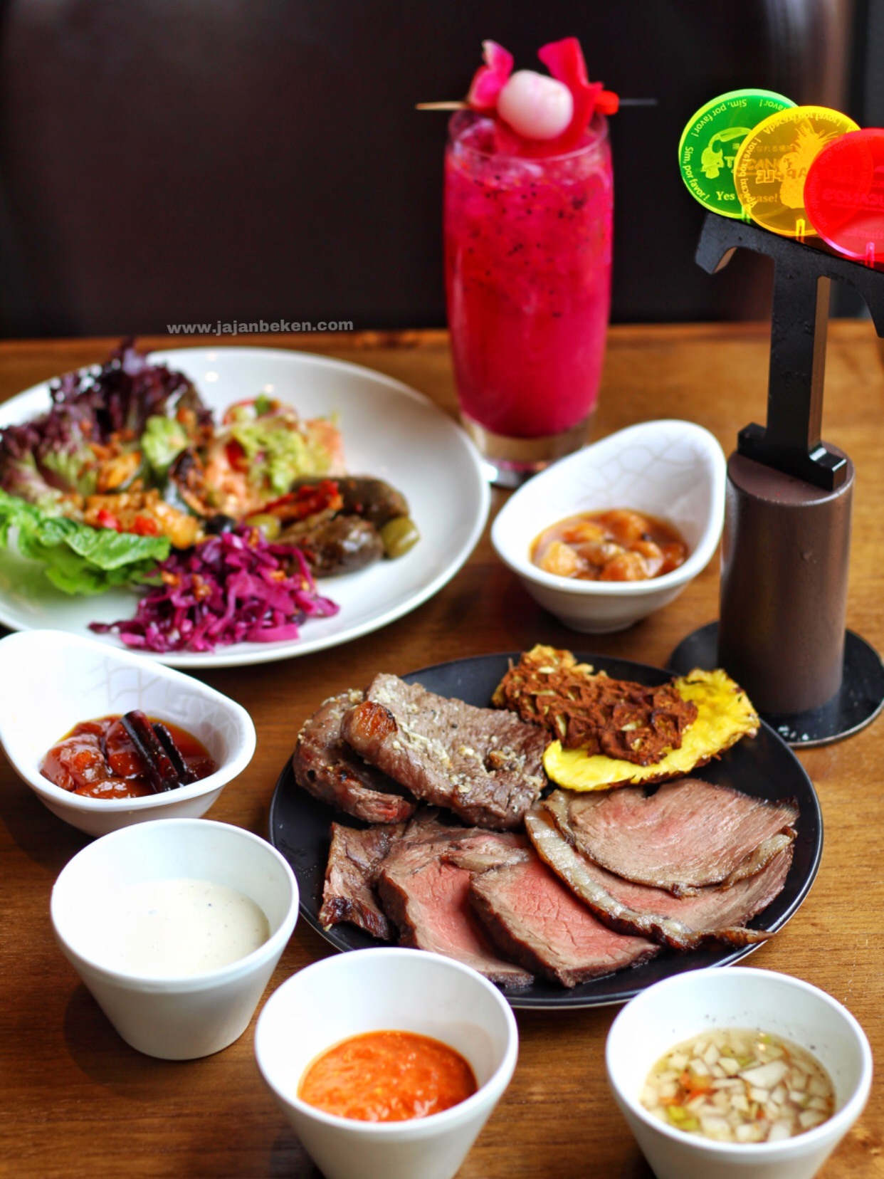BBQ All You Can eat Jakarta