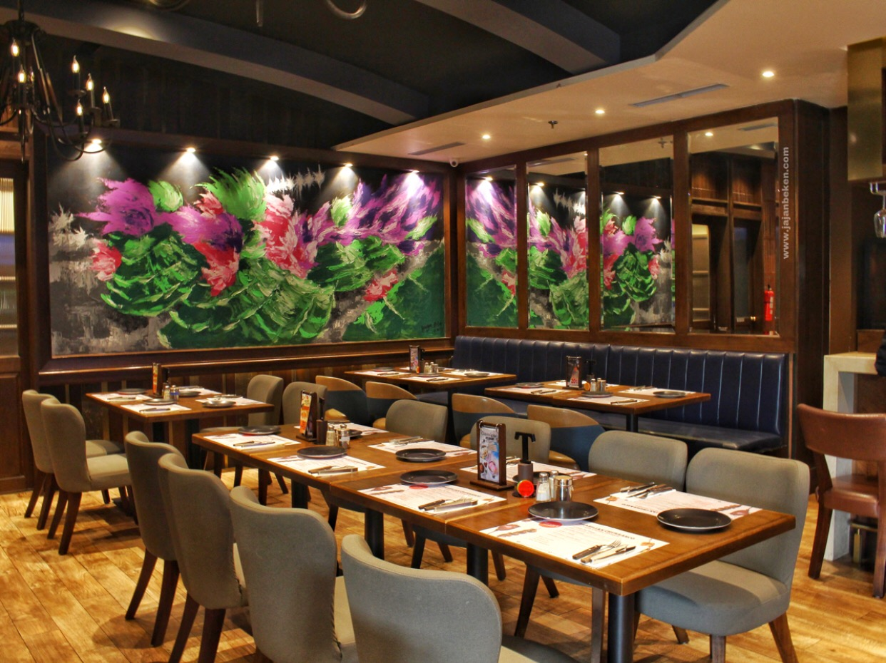 Tucanos Restoran Alamat