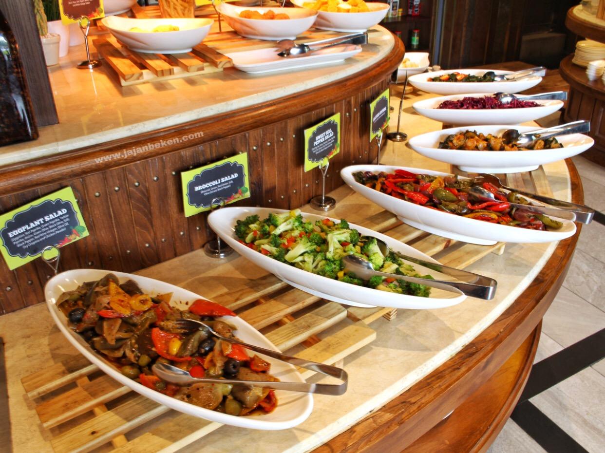 Tucanos restoran Brazilian food Jajanbeken