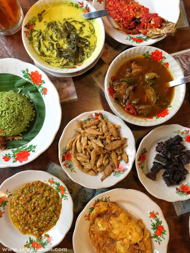 Indonesia cuisine jakarta