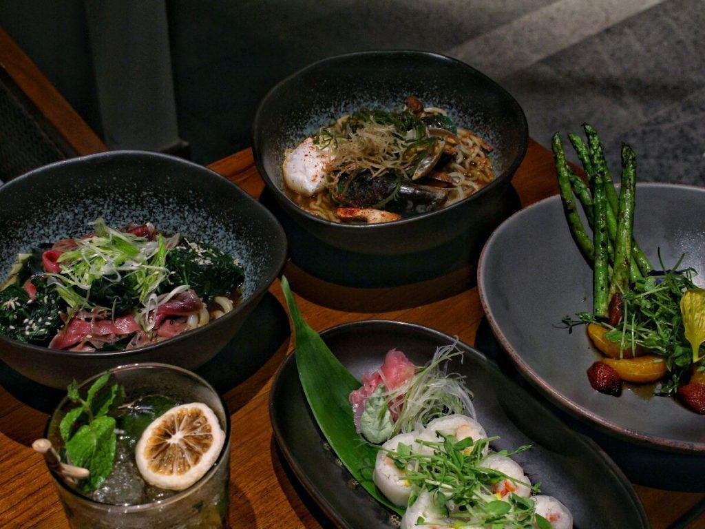 jajanbeken crudo restaurant price