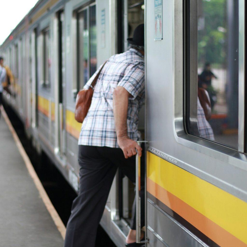 jajanbeken peta krl commuter line