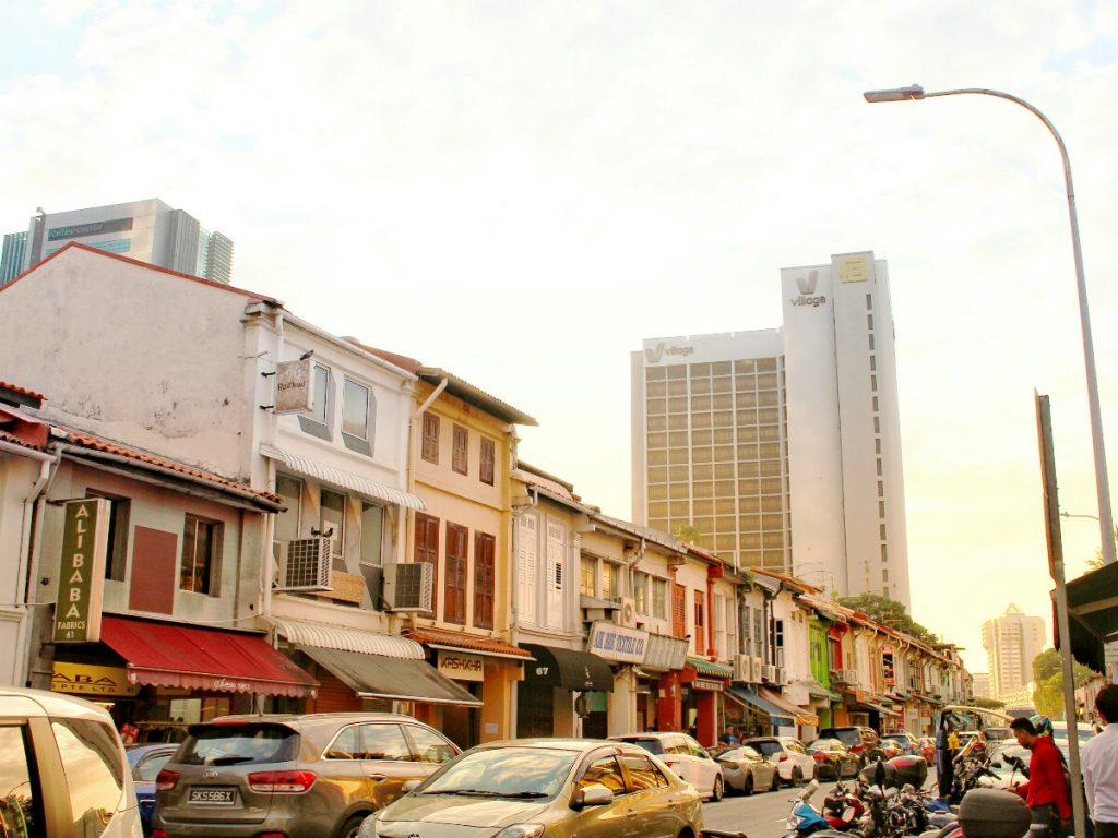 jajanbeken low budget holiday in singpore
