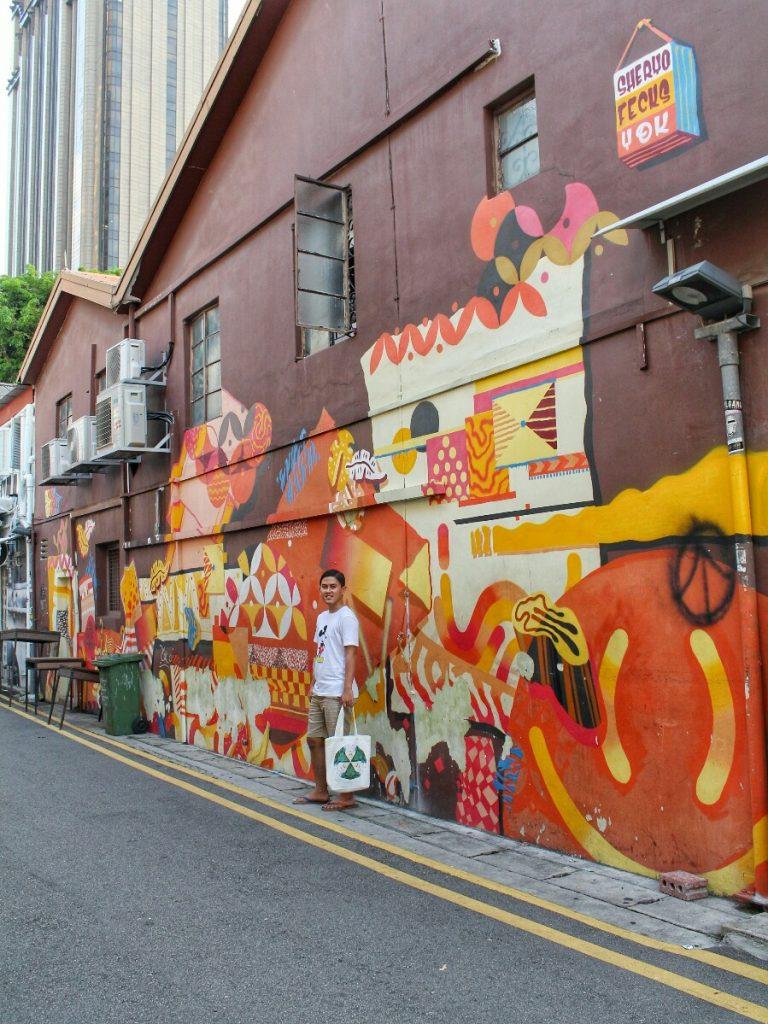 jajanbeken tempat hiburan gratis di singapura