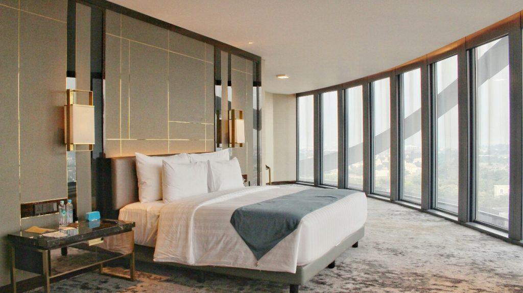 jajanbeken hotel reviewer