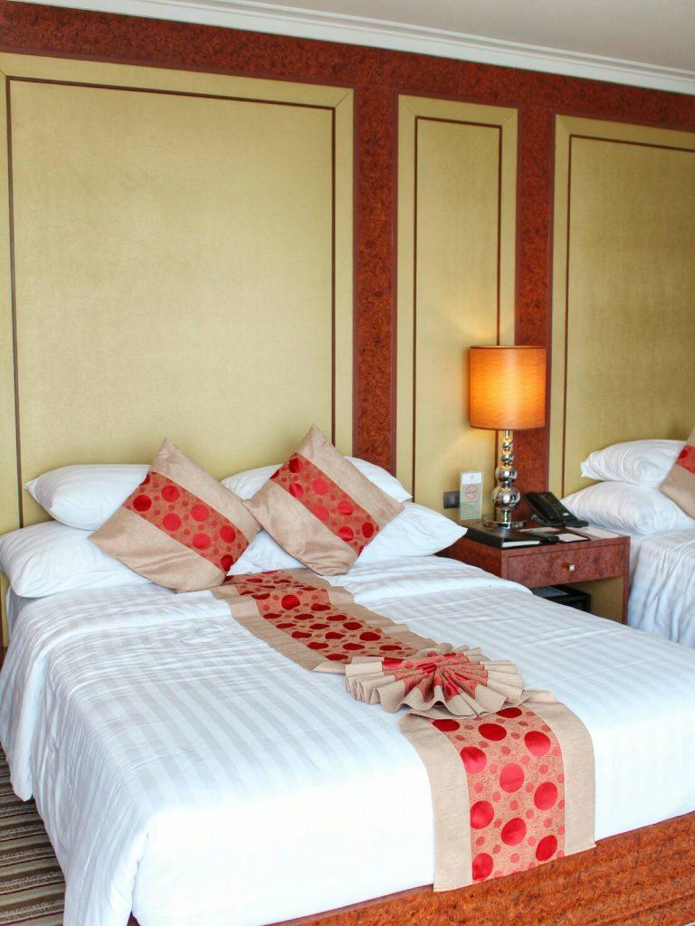 bangkok travel guide the Berkeley hotel pratunam