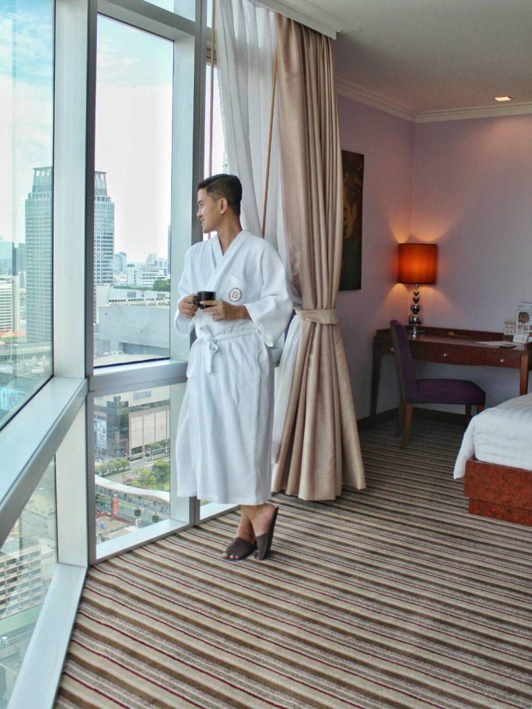 top hotel bangkok the Berkeley hotel pratunam