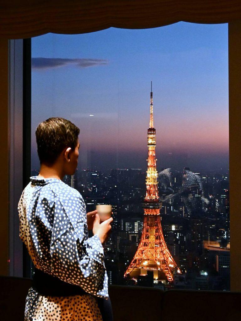 jajanbeken andaz tokyo bay view room