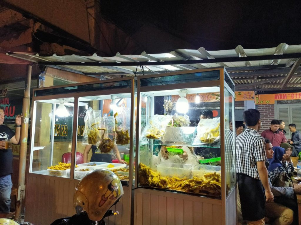 makanan khas kota bogor