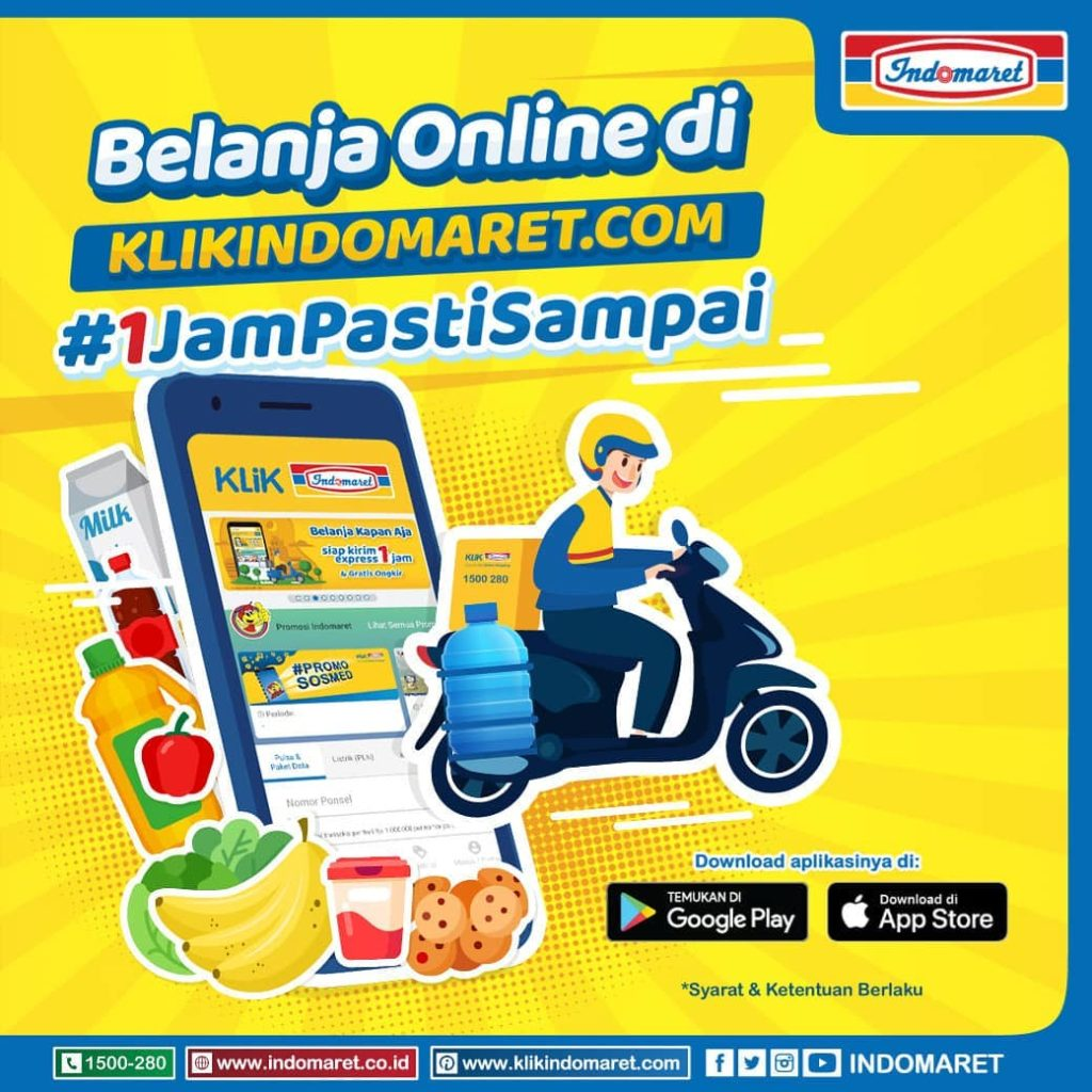layanan delivery indomaret