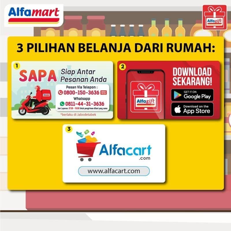 layanan pesan antar alfamart