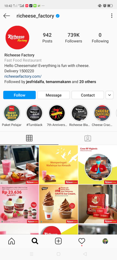 jajanbeken trend restaurant indonesia