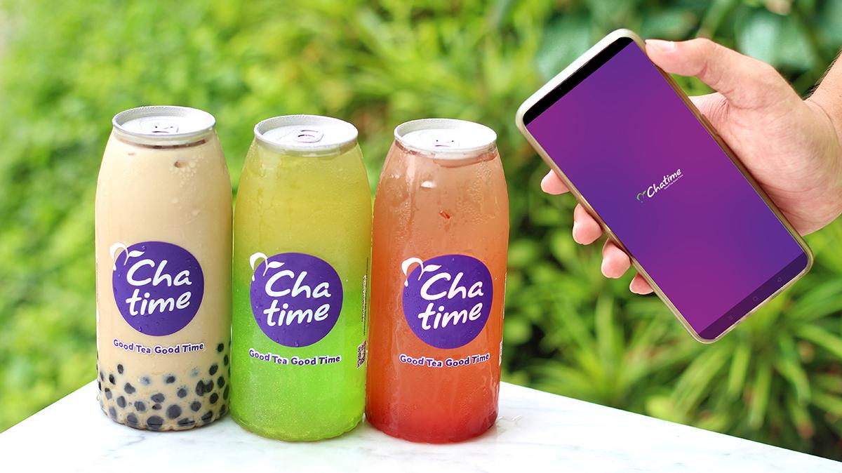 chatime apps aplikasi pesan minuman chatime jajanbeken